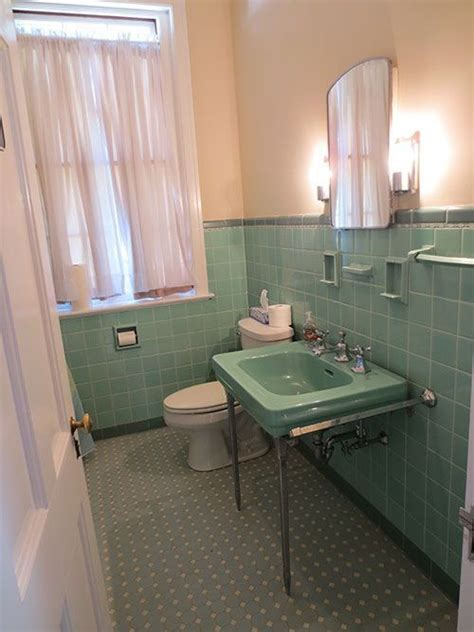1950s Bathroom Tile by 36 1950s Green Bathroom Tile Ideas And Pictures Green