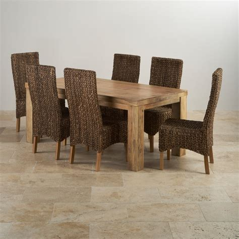 mantis light dining set in mango dining table 6