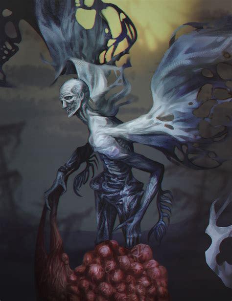 Orphan Fan Art of Bloodborne Kos