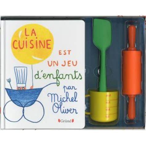 un jeu de cuisine la cuisine est un jeu d 39 enfants coffret michel oliver