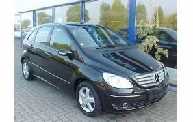 Mercedes Belfort : voiture occasion mercedes classe b de 2006 12 000 km ~ Gottalentnigeria.com Avis de Voitures