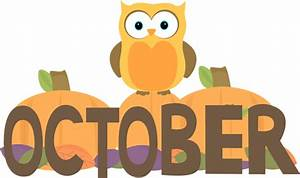 October Clip Art - October Images - Month of October Clip Art