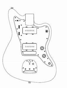 24192 developing jazzmaster body blueprint jazz image jpg With fender jazzmaster body template