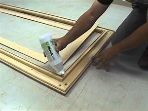 Comment Poser Une Porte A Galandage En Renovation : pose d 39 un bloc porte en renovation youtube ~ Melissatoandfro.com Idées de Décoration