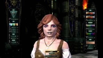 Dwarf Female Character Rift Creation Beta