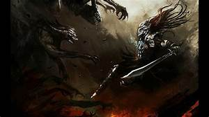 Angels Vs Demons War - YouTube