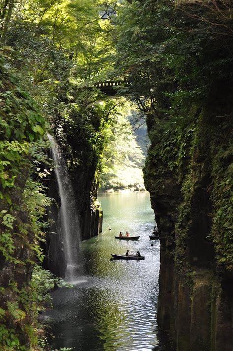 Takachiho Gorge Miyazaki Prefecture Japan 美しい場所 美しい風景 風景