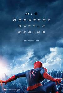 The Amazing Spider-Man 2 Teaser Poster Released