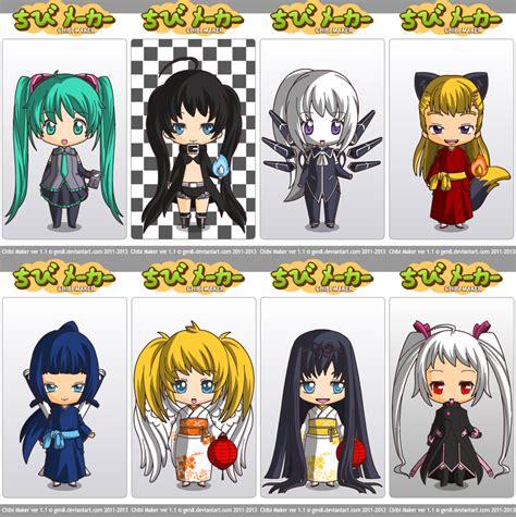 anime chibi maker chibi maker by smimii on deviantart