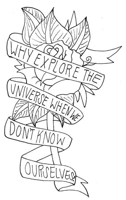 Coloring Song by Bring Me The Horizon Logo Coloring Pages I