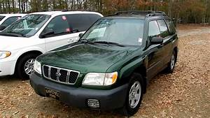 2002 Subaru Forester Review L Awd   For Sale   Ravenel