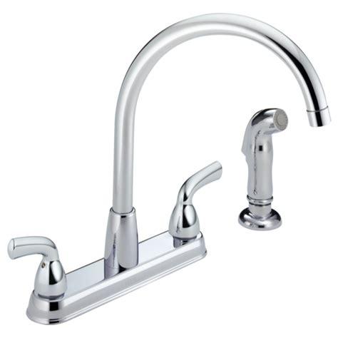 p   handle kitchen faucet