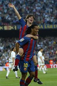 On this day 12 years ago, a young Lionel Messi scored his ...