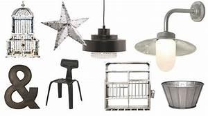 Objet Deco Industrielle : objet deco industrielle maison design ~ Teatrodelosmanantiales.com Idées de Décoration