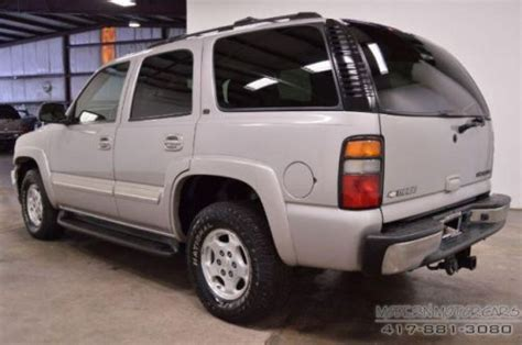 all car manuals free 2004 chevrolet tahoe head up display purchase used 2004 chevrolet tahoe lt in 1856 n deffer dr nixa missouri united states for us
