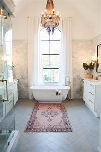 Boho, Glam, Bathroom