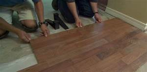 flooring options for your home today39s homeowner with With how to install laminate flooring over plywood