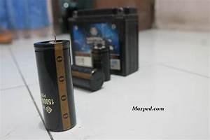 Why45 Motor  Fungsi Capasitor Bank