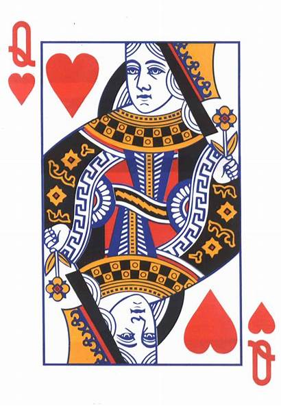 Playing Cards Queen Poker Card Clipart Bomb