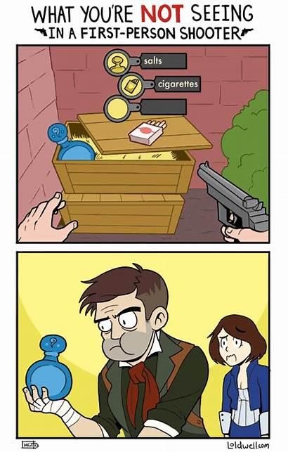 Logic Re Seeing Meme Games Funny Videogame