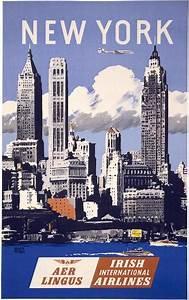 New York Poster : vintage new york travel poster vintagraph prints ~ Orissabook.com Haus und Dekorationen