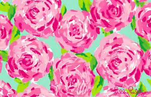 Image of: Rose Lilly Print Picture Frame Madison Lilly Pulitzer Designs For House Interior