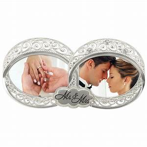 malden double wedding ring 2 opening picture frame With double wedding ring