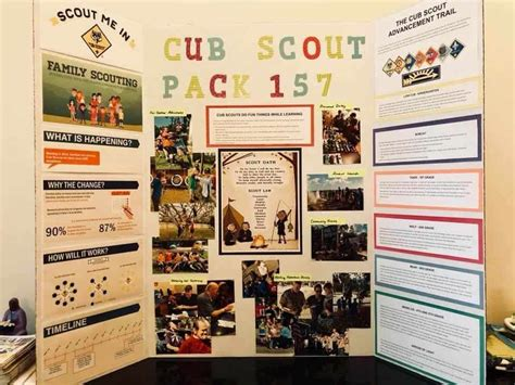 The 10 Best Cub Scout Recruitment Display Ideas | Cub ...