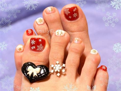 Nail Art Winter : 25+ Superb Winter Nail Art Designs