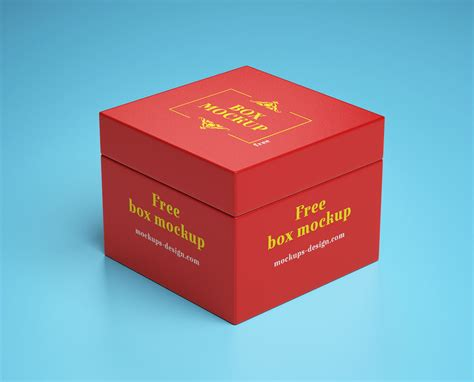 You can use this gift box & tag mockup to present your art, design, logo to perfect your sales visuals and other promotional graphics…. Free Gift Box Packaging Mockup PSD - Good Mockups