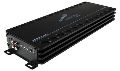 Audiopipe Apsm Mosfet Mini Design Watts Class
