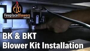 Bk Bkt Blower Kit Installation