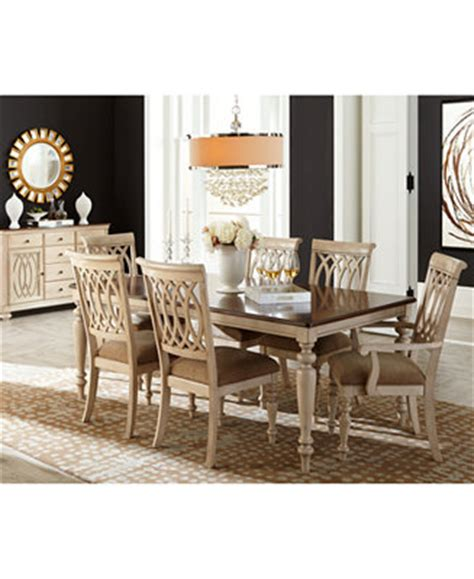 dovewood dining room furniture collection furniture macy s