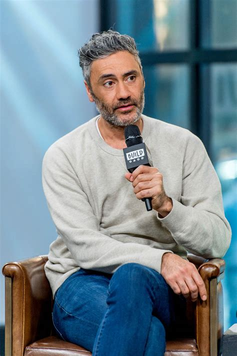 Taika Waititi Is Perfect On The Social