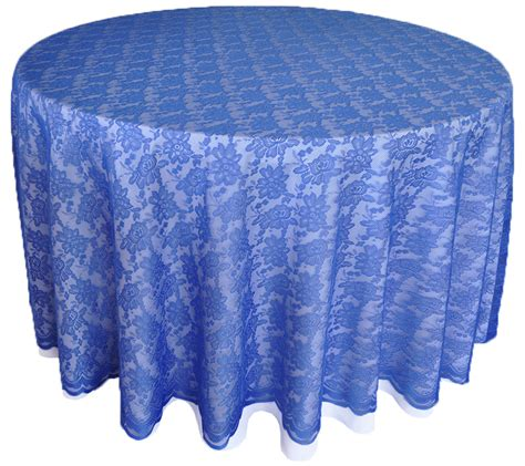 round lace table overlays royal blue lace table overlays linens toppers round