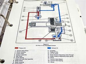 Ford 455c  555c  655c Tractor Loader Backhoe Service