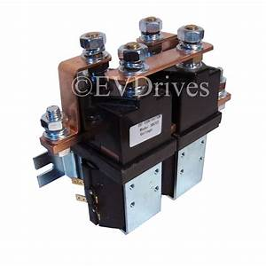Albright Sw202 Style Reversing Contactor    Solenoid