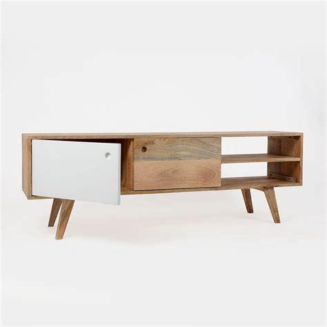 buffet cuisine noir meuble tv scandinave bois massif laqué made in meubles