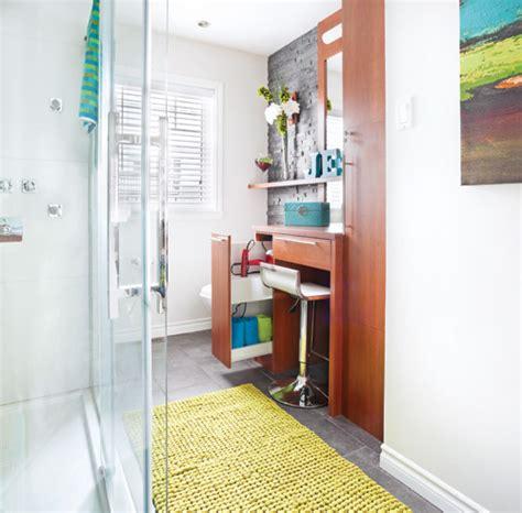 rangement pour la salle de bain salle de bain avant apr 232 s d 233 coration et r 233 novation