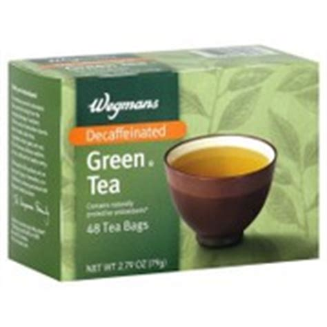 Goethe, who wrote the tragedy faust, was one of germany's most famous. Wegmans Green Tea, Decaffeinated: Calories, Nutrition ...