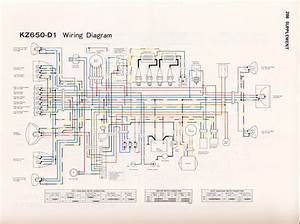 An Motorcycle Wiring Diagram