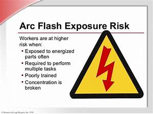 arc flash safety by blr With how often is arc flash training required