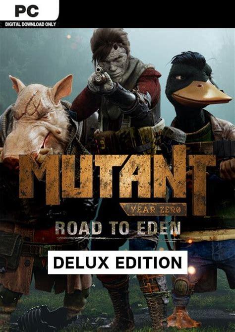 mutant year  road  eden deluxe edition pc cheaper cd key instant  cdkeyscom