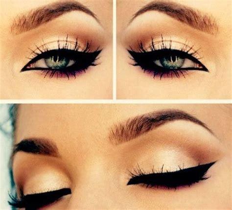 fantastic winged smokey eye makeup  pretty designs