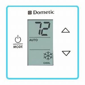 Dometic Lcd Thermostat Wiring Diagram