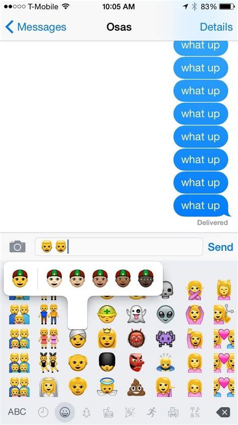 Diverse Emojis, Password-less Free