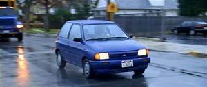 1988 Ford Festiva - Information And Photos