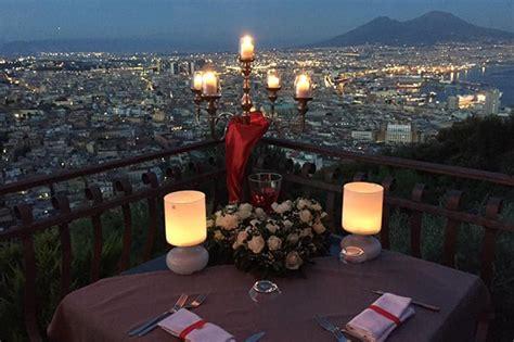 ristorante la terrazza napoli i 7 ristoranti pi 249 romantici di napoli