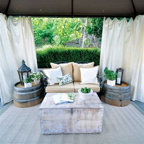 outdoor oasis an affordable backyard makeover green