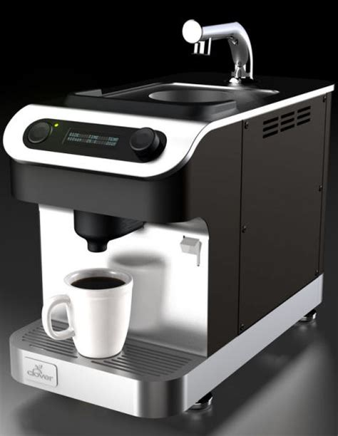 Clover 1s makes exceptional brewed coffee by the cup in under a minute and opens up new possibilities in a retail environment. Clover coffee machine - commercial grade, single cup ...